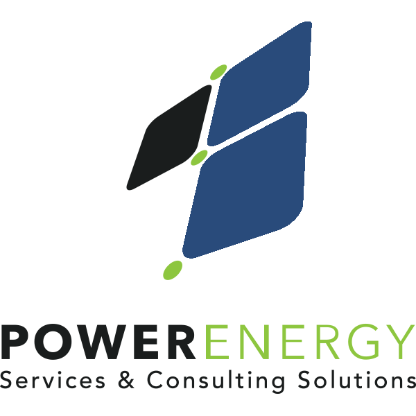 Power Energy Services & Consulting Solutions Logo